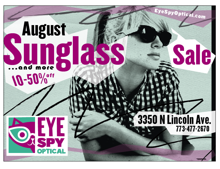 Sunglass sale 2011Reader