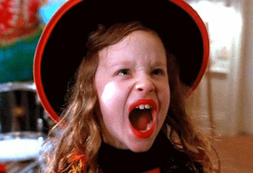little girl in hocus pocus