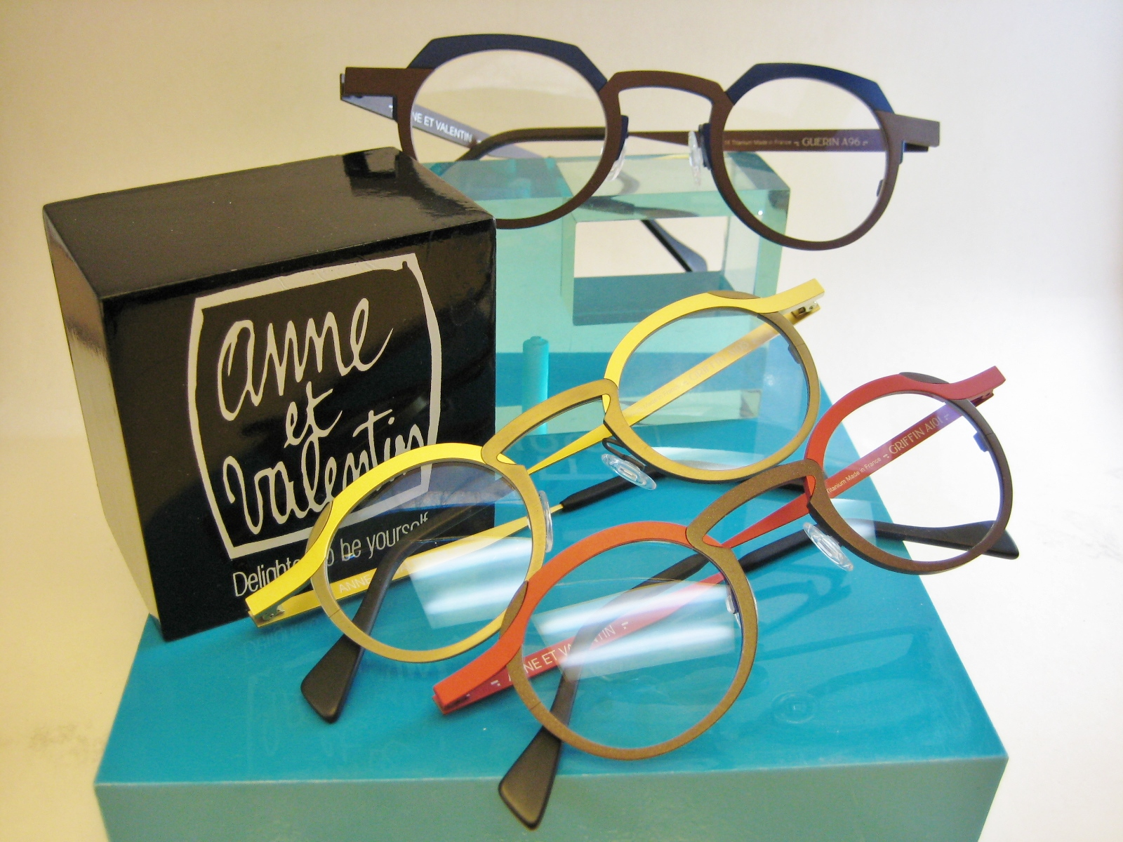 Anne et Valentin Trunk Show on Thurs., July 18th! | Eye Spy Optical