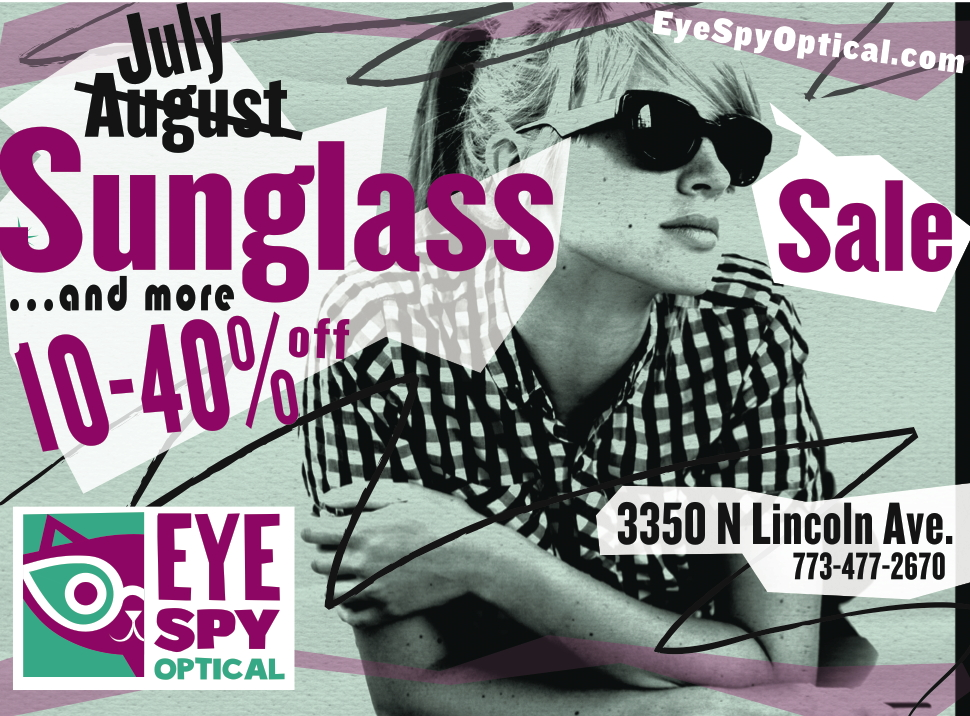 sunglass sale in july