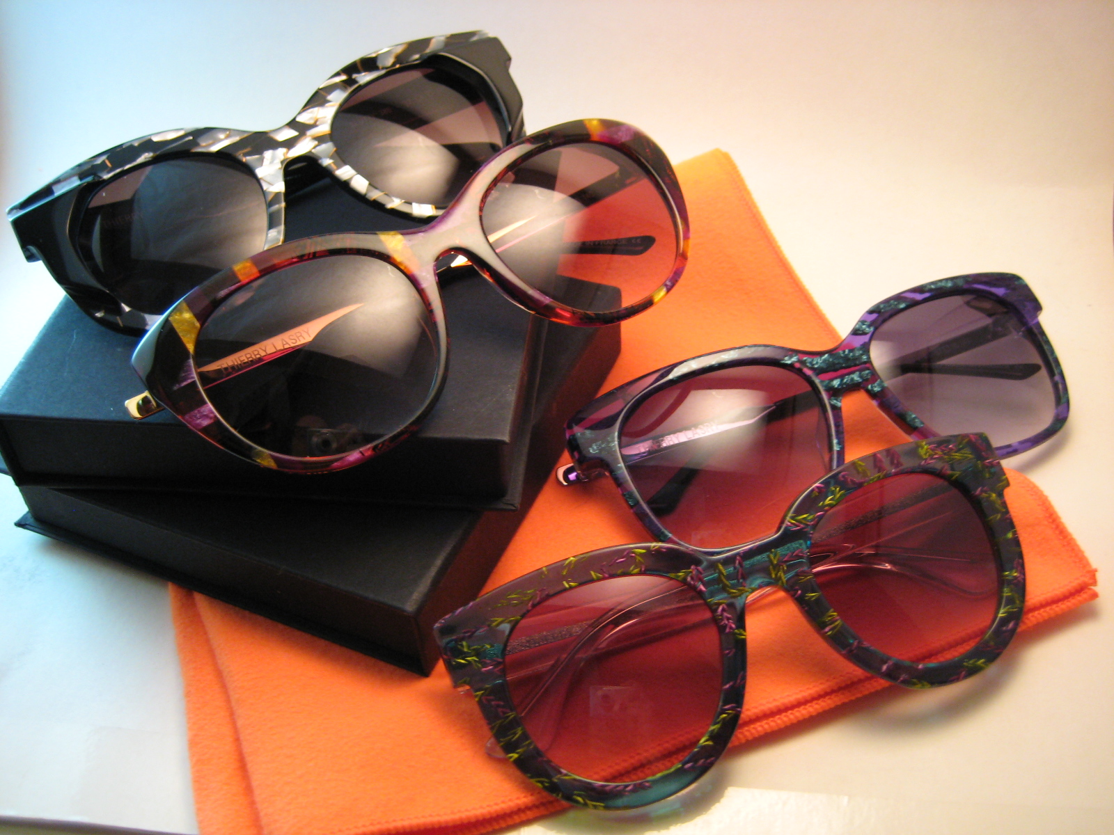 THIERRY LASRY SALE