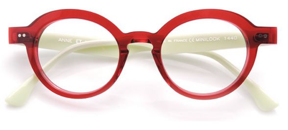ff8aeebbb5 She also decided on a pair of Francis Klein Club frames with a floral silk  print. We love how light and easy-going this pair is – perfect for summer  garden ...
