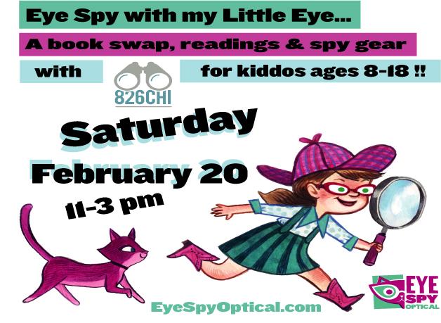 Kids' Book Swap on Sat., Feb. 20!!